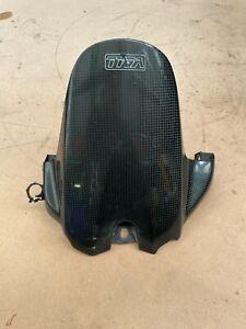 SUZUKI GSXR 600 750 2008 2009 2010 K8 K9 L0 TYGA REAR CARBON HUGGER MUDGUARD