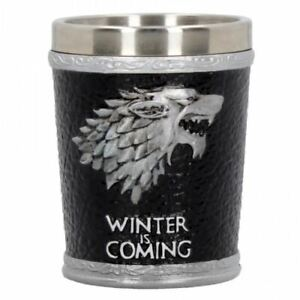 Winter Is Coming Shot Glass Game of Thrones (Nemesis Now)