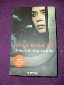 Taschenbuch - GIRL ON THE TRAIN