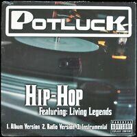 "POTLUCK / E40 ""HIP HOP / U AIN'T THAT FINE"" 2004 VINYL 12"" SINGLE 6 TRKS SEALED!"