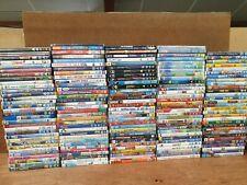 Job Lot Of 160x Childrens DVD's #DW5