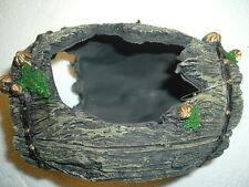 Ocean Free Aquarium Medium Broken Drum Ornament for Fish/Frog/Turtle/Crab/New t
