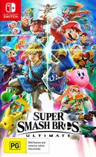 Super Smash Bros Ultimate - Nintendo Switch Brand NEW Game
