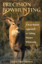 Precision Bowhunting Book: A Year-Round Approach to Taking Mature Whitetails-New
