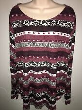 New 18/20 W  Cato Top #4271*9FreeShipping