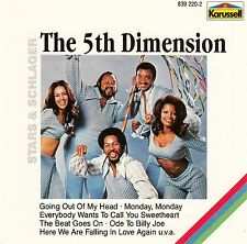 The Fifth Dimension: the Beat Goes On/CD (CAROSELLO 839 220-2) - TOP-stato