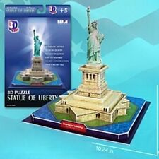 Statue of Liberty NYC 3D Puzzle - New York City Souvenir Replica Toy Gift