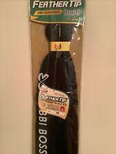 Bobbi Boss Braiding Hair 54 Inches Color 1b ,6 packs for 25.00