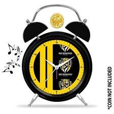 Official AFL Musical Desk Alarm Clock Team Song Money Bank 21cm x 13.5cm x 6.5cm