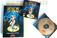 Wizardry Gold Disc, Manual & Playmasters Guide Windows 95 - 1996 PC Game