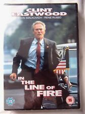 71785 DVD - In The Line Of Fire [NEW / SEALED]  1993  C8234338