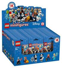 BRAND NEW  SEALED LEGO 66604 DISNEY SERIES 2 MINIFIGURES SERIES 18 BOX OF 60