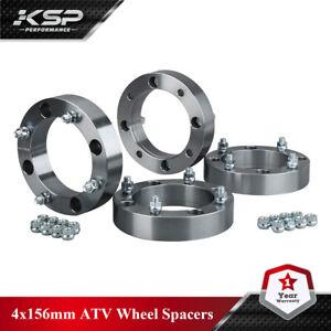 "4x 1"" Wheel Spacers 4/156 for Polaris Sportsman 400 500 600 700 800 ATV UTV RZR"