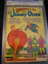 Superman's Pal Jimmy Olsen #59 CGC 6.5