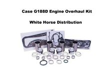 Engine Overhaul Kit Std Fits Case Dh5 Trencher With G188d Engine