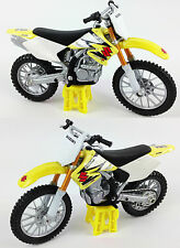 Kawasaki Kxf-250 Motocross Bike Die Cast Toy Model 1 18 by Maisto. Incl