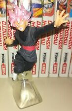 Dragonball Super Black Goku SS Rosè Figure Gashapon Bandai