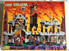 LEGO BAT LORDS NIGHT CASTLE FRIGHT KNIGHTS RARE 6097 YEAR 1997 MISB VINTAGE