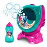 SHIMMER +SHINE BUBBLE MACHINE BLOWER SOLUTION SUMMER PARTY BUBBLES GARDEN TOY