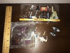 Micro Machines Star Wars The Force Awakens Lot Of Mini Figures And Ships