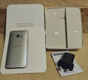 Unlocked HTC 10 m10 Black Silver Gold Red 32GB Android Smartphone phone or BOXED