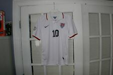 2014 World Cup US Mens Jersey Home White - Dempsey  Size Small/Extra Small