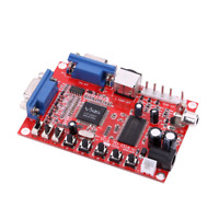 VIDEO High Definition Converter Arcade Game Video Converter Board for CRT LCD