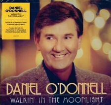 """DANIEL O'DONNELL """"Walkin' In The Moonlight"""" BRAND NEW CD Irish Country 2 Discs"""