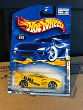 Hot Wheels Toyota Celica 2001 First Editions #24/36 Collector #36 Yellow E6