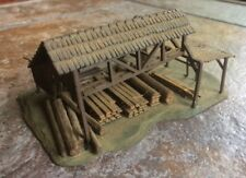 Faller 288 Model Miniature Wood Store RARE