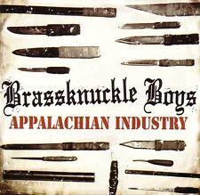 BRASSKNUCKLE BOYS - APPALACHIAN INDUSTRY CD