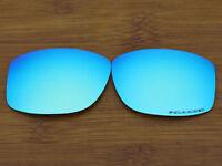 Ice Blue Polarized Lenses for-Oakley Jupiter Squared Sunglasses OO9135