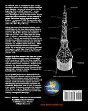 NASA PROJECT MERCURY MISSION SPACE CAPSULE MANUAL BOOK