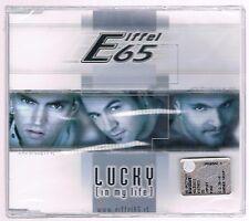 EIFFEL 65 LUCKY IN MY LIFE CD SINGLE cds SIGILLATO!!!
