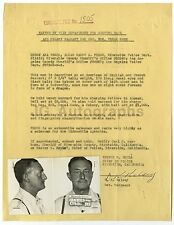 Wanted Notice - Henry Asa Perch/Bail Jumping - Riverside, California