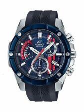 Casio Edifice Mens Efr-559trp-2aver Torro ROSSO Resin Strap Wristwatch