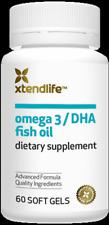 Xtendlife Omega3/ DHA Fish Oil - 60 Softgels