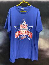 vintage 1985 Minnesota Twins All-Star game champion t shirt XL