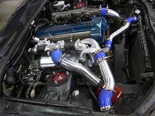 CXRacing Air Intake Pipe Filter Kit For Lexus SC300 2JZ-GTE Twin Turbo 2JZGTE