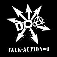D.O.A. - Talk Minus Action = Zero [New CD]