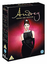 AUDREY COUTURE MUSE COLLECTION - 6 Great Films -  DVD -  New and sealed