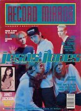Jesus Jones Janet Jackson MC Tunes LL Cool J mag