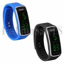 Fashion Men/Women Students Sport LED Waterproof Bracelet Digital Wrist Watch New