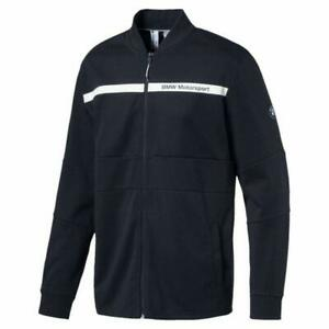 Puma BMW MS Motorsport Sweat Jacket Navy
