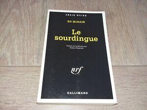 LE SOURDINGUE / ED McBAIN