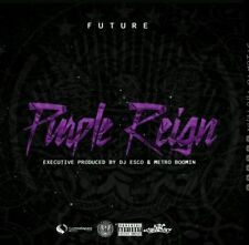 "FUTURE - ""PURPLE REIGN""- OFFICIAL MIX CD- 2016- SUPER HOT!!"