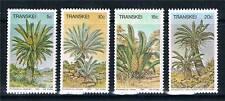 Transkei 1980 Palm Trees SG 71/4 MNH