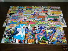 Avengers #336 337 339-358 Marvel 1991-93 New Warriors 22 Issues HG!