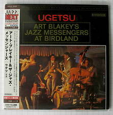 ART BLAKEY'S JAZZ Messageries At Birdland-ugetsu Japon mini lp CD OBI NEUF!
