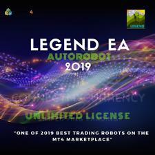 Legend Expert Advisor MT4 Trading System / Strategy + UNLIMITED License